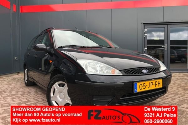 Ford Focus Wagon 1.6-16V Cool Edition | Airco | Metallic |