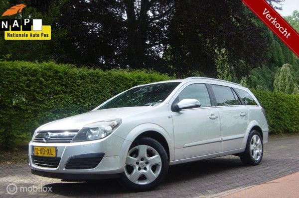 OPEL ASTRA STATION 1.6 Bwj 2007 DEALER AUTO SUPER MOOI !!!