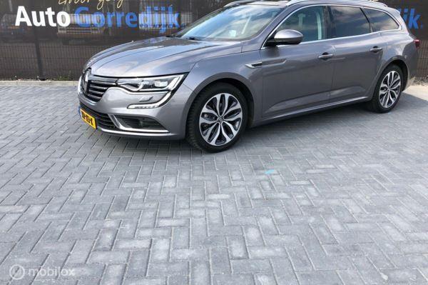 Renault Talisman Estate DCi Intens Leder,pano,head up,led,bose