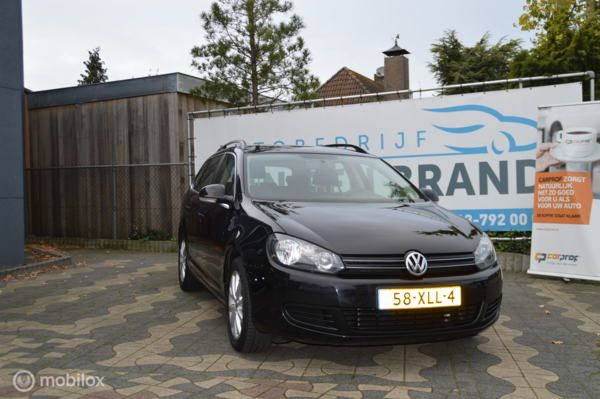 Volkswagen Golf Variant 1.6 TDI Comfor Executive  BlueMotion