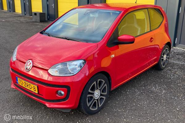 Volkswagen Up! 1.0 high up! BlueMotion