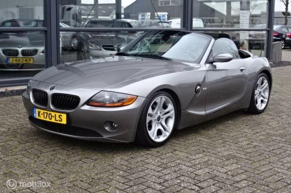 BMW Z4 Roadster 2.5i S, lederen interieur, hardtop aanwezig, nette auto,