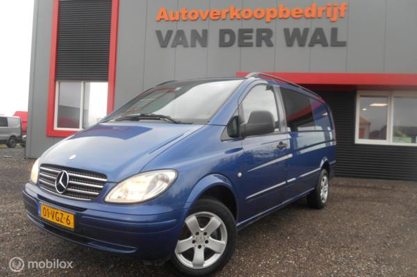 Mercedes Vito Bestel 120 CDI 320 Lang DC luxe