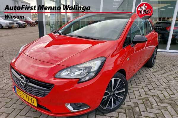 Opel Corsa 1.4 Black Edition AUTOMAAT