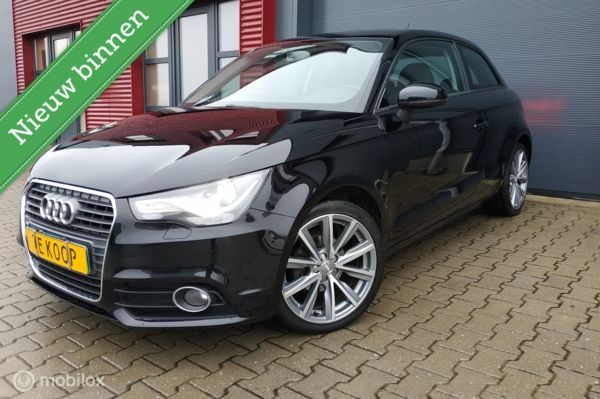 Audi A1 / 1.2 TFSI / NIEUWSTAAT! / XENON LED / 17 inch LM