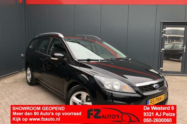 Ford Focus Wagon 1.6 Comfort   Metallic   Airco  