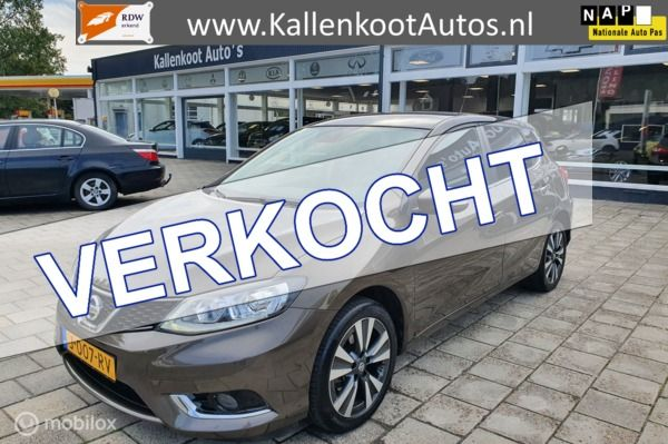 Nissan Pulsar 1.2 DIG-T N-Connecta, Camera, Navi, Xenon/LED