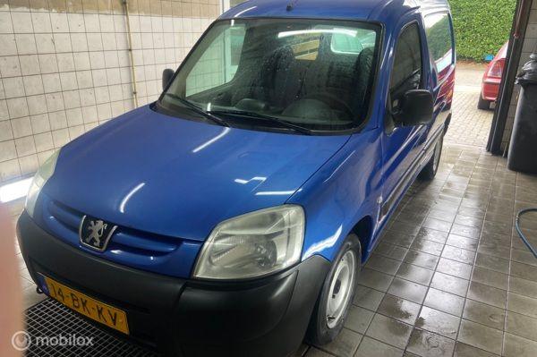 Peugeot Partner bestel 170C 1.9 D airco  marge  nieuwe apk