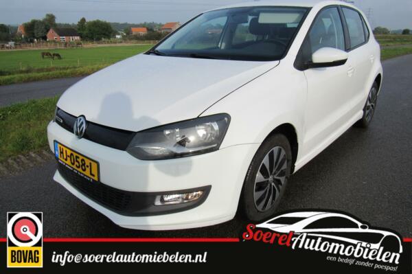 Volkswagen Polo 1.4 TDI BlueMotion, airco, cruise, navi,