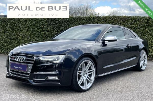 Audi S5 3.0 TFSI 245kW/ 333 pk quattro Pro Line Facelift MY2012