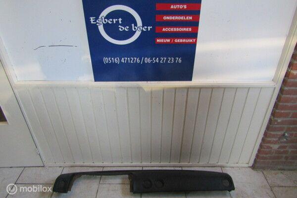 Dashboard bovenstuk zwart  Opel Manta B  Ascona B