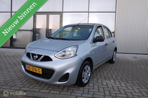 Nissan Micra AUTOMAAT 1.2 Connect Edition