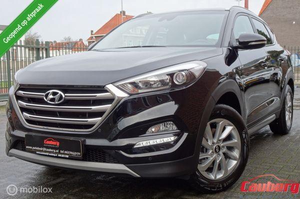Hyundai Tucson 1.6 GDi Premium Leer / Navi / Lane assist !!!!