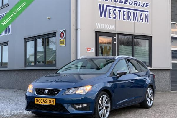 Seat Leon ST 1.4 TSI ACT FR Dynamic Pano Cruise Clima 18