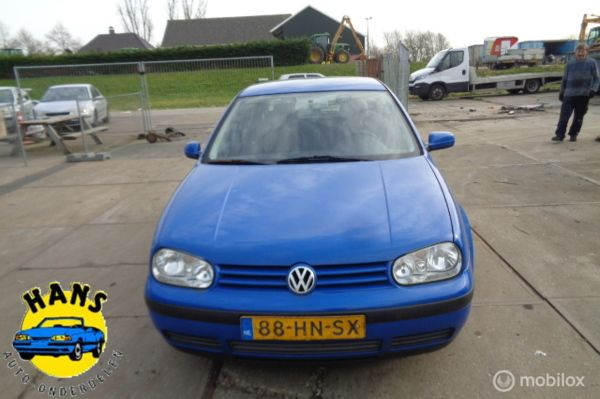 Volkswagen Golf 1.4-16V 1998 - 2004