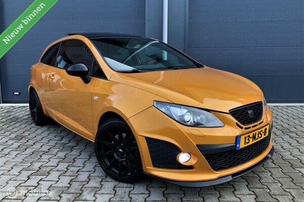 Seat Ibiza SC 1.4 TSI 210PK Cupra DSG-7 Xenon/Milltek/Pano/PDC
