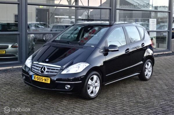Mercedes A180 Avantgarde, automaat, cruise, stoelverwarming, parkeersensoren,