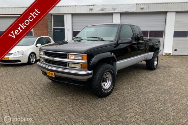 Chevrolet Silverado K1500  4x4 5.7 V8 LPG Topstaat!!