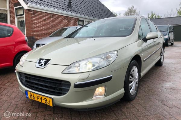 Peugeot 407 2.0-16V XS Pack Luxe auto!
