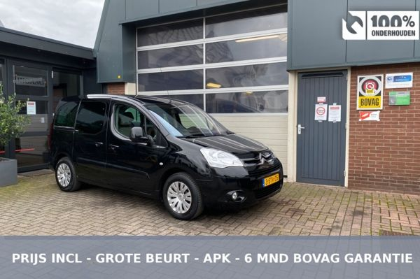 Citroen Berlingo combi 1.6 e-HDi AUTOMAAT ECC/CRUISE *ALL-IN PRIJS*