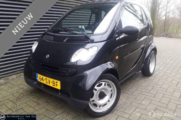 Smart fortwo coupé 0.7 pure 37 2006 Semi Automaat