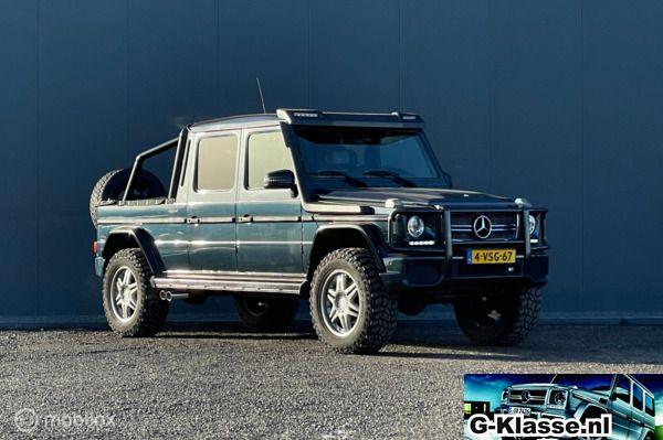 Mercedes G Klasse Pick-up G500 w463