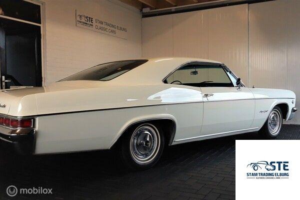 Chevrolet USA Impala SS Super Sport V8 1966