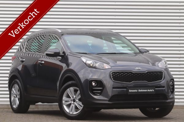 Kia Sportage 1.6 DynamicLine | 1e Eig.! | Navi | ALL IN Prijs!