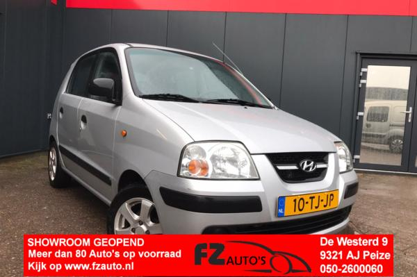 Hyundai Atos 1.1i Dynamic First Edition | 96.542 KM |