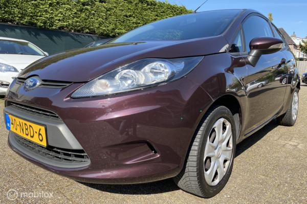 Ford Fiesta 1.25 Limited Airco/ elec. ramen / afst bed.