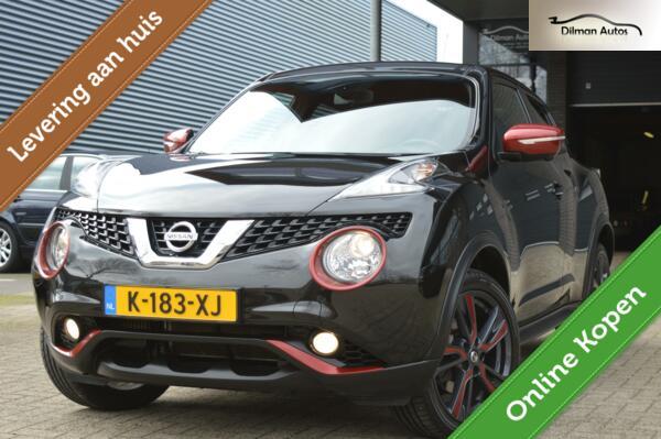 Nissan Juke 1.6 DIG-T Tekna|Navi|360 gr Camera|72000 Km|NWST