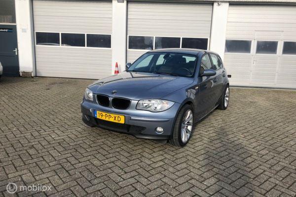 BMW 1-serie 116i High Executive Nieuwe APK