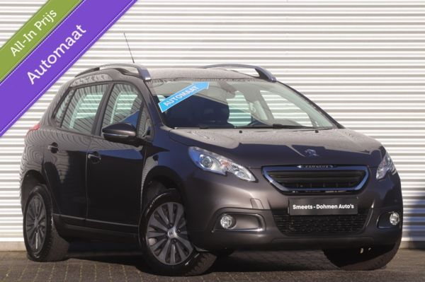 Peugeot 2008 1.2 Active Pack Automaat | Airco | ALL IN Prijs!