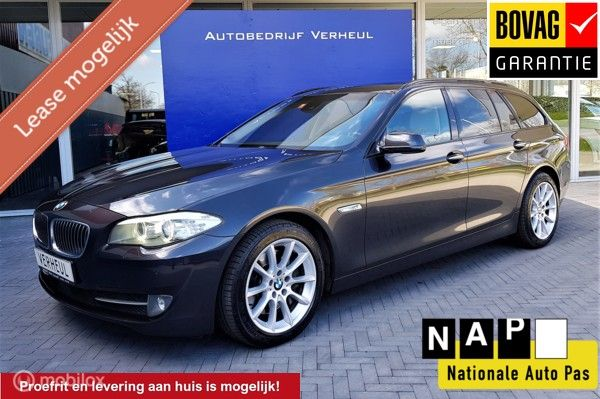 BMW 5-serie Touring 535i High Executive Automaat Vol Optie's !