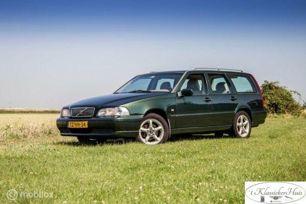 Volvo V70 2.5 T AWD Luxury-Line lpg3