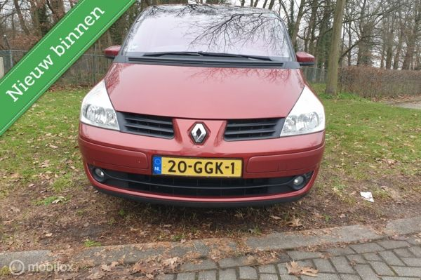 Renault Grand Espace 2.0T Expression