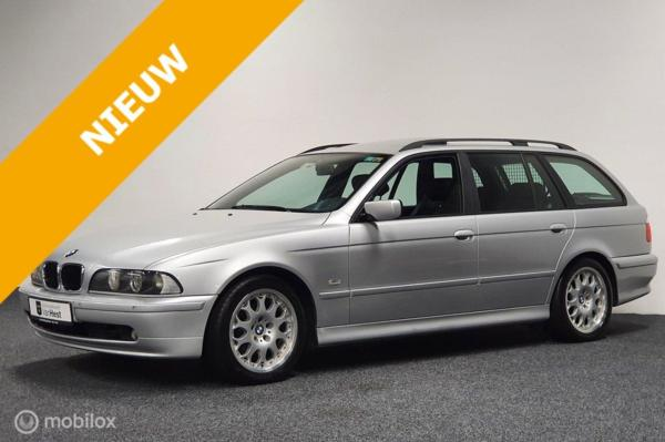 BMW 5-serie Touring 2.2 I 520 youngtimer trekhaak