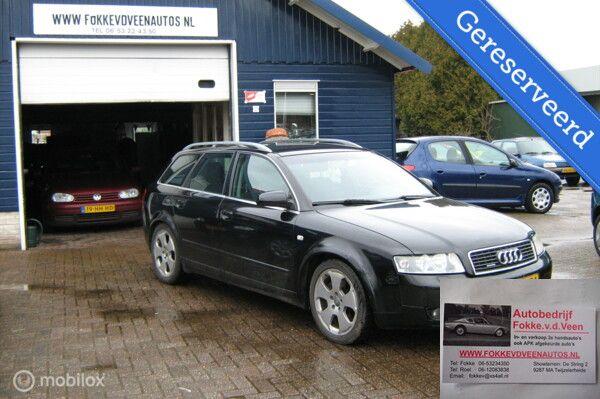 Audi A4 Avant 1.8 Turbo quattro