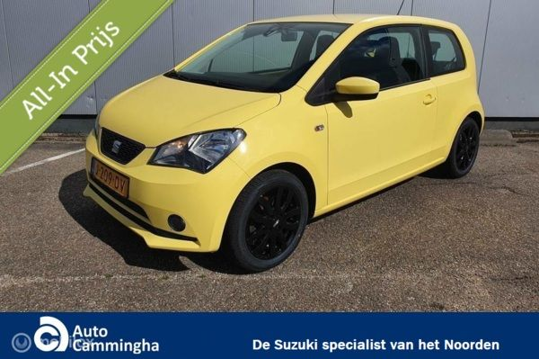 Seat Mii - 1.0 60pk Ecomotive Sport Connect All-in prijs