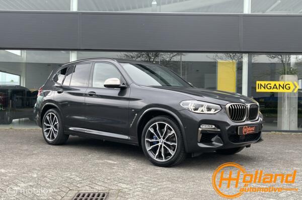 BMW X3 M40i xDrive Launch Edition High Executive