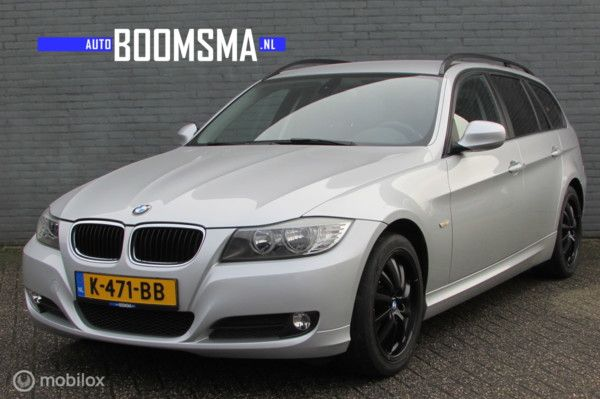 "BMW 3-serie Touring 318i 2.0 Executive Clima Cruise 17""velgen"