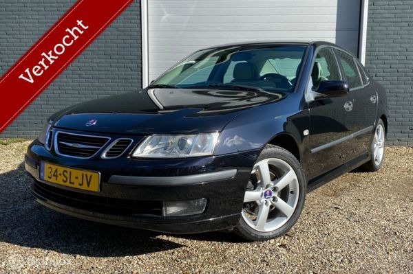 Saab 9-3 Sport Sedan 1.9 TiD Linear Business Automaat