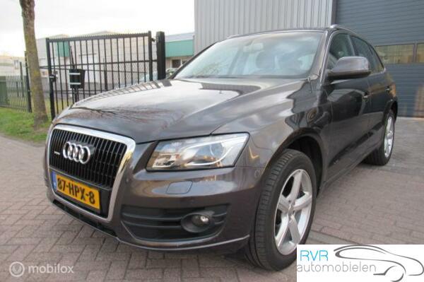Audi Q5 3.0 TDI AUTOMAAT / NAVI / LEER / XENON / ENZ ENZ