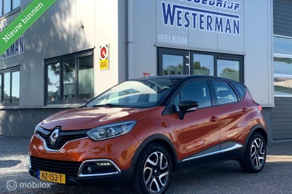 """Renault Captur 0.9 TCe Dynamique Airco Navi Cruise 17""""Lmv etc."""