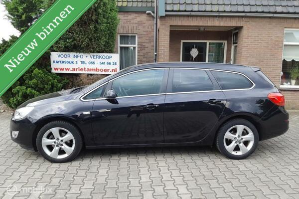 Opel Astra Sports Tourer 1.4 Turbo Edition airco, cr contr,