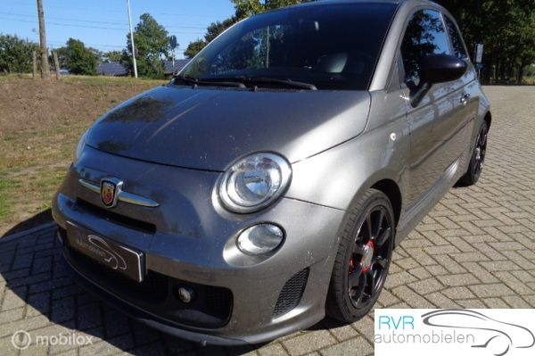 Fiat 500 1.4 T-Jet Abarth CLIMA / PDC