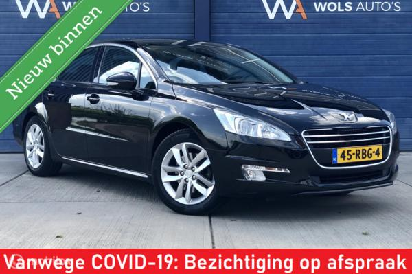 Peugeot 508 1.6 THP Blue Lease Executive / AUTOMAAT / LEDER / DEALER ONDERH.!