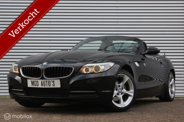 BMW Z4 Roadster sDrive23i /XENON/LED/HARDTOP/LEDER/PDC V+A/CRUISE/STOELVERW.!