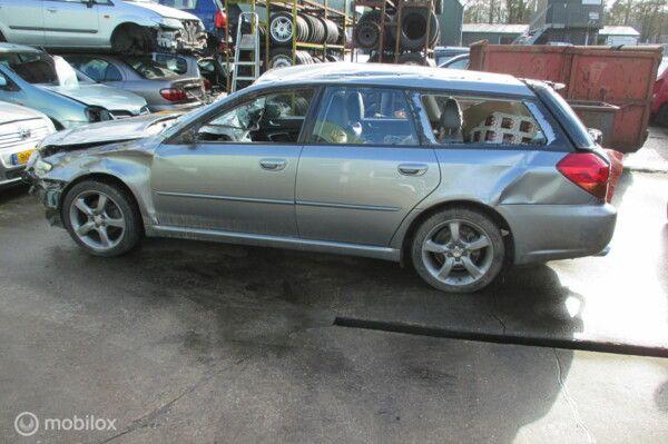 Onderdelen Subaru Legacy 2.0R 165 PK  2006 Leder, Automaat