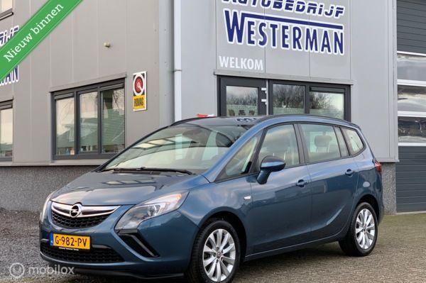 Opel Zafira Tourer 1.4 Design Edition 7p. Airco Cruise 17